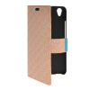 MOONCASE Slim Leather Side Flip Wallet Card Slot Pouch with Kickstand Shell Back чехол для Huawei Honor 4 Play Beige mooncase чехол для huawei ascend p8 wallet card slot with kickstand flip leather back white