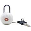【京东超市】锐赛特(RESET)RST-001美国TSA海关钥匙锁 白色高尔夫球星锁 复古箱包挂锁 中国特殊教育史话
