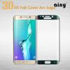 Ainy гальваническое защитное стекло screen protector для Samsung s6 edge 0.2mm аксессуар защитное стекло samsung g925f galaxy s6 edge caseguru 3d 0 33mm white
