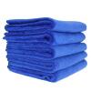 Хорошая погода (хорошая погода) высокое качество микрофибры автомойки полотенце Очистка полотенце впитывающее полотенце 30 * 70см пять синее платье
