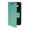 MOONCASE Slim Leather Flip Wallet Card Pouch with Kickstand Shell Back ЧЕХОЛДЛЯ Samsung Galaxy Core 4G G3518 Mint Green mooncase slim leather side flip wallet card slot pouch with kickstand shell back чехол для samsung galaxy a7 mint green