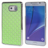 MOONCASE Samsung Galaxy Note 5 ЧЕХОЛ ДЛЯ Bling Chrome Hard Back Green mooncase samsung galaxy note 5 чехол