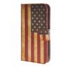 MOONCASE U.S American Flag Leather Wallet Flip Card Slot Stand Pouch чехол для Samsung Galaxy Xcover 3 SM-G388F A09 планшет samsung galaxy tab a sm t350 sm t350nzkaser