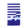 MOONCASE для Samsung Galaxy Note 4 кожаный чехол Folio Флип открытки с Kickstand Wallet Защитный Чехол обложка No.A07