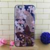 Мягкий TPU Чехол для iPhone 6 6S/ 6Plus 6S Plus классческий цветочный принт дизайн чехол накладка для iphone 5 5s 6 6s 6plus 6s plus змеиный дизайн