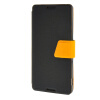 все цены на MOONCASE Xperia Z4 , Leather Flip Bracket Back ЧЕХОЛ ДЛЯ Sony Xperia Z4 Black Yellow онлайн