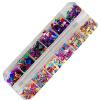 Фото Nail Art Glitter Paillette Хлопья Камни Шпильки Metallic Love Flower Nails Украшения Советы Декоративные аксессуары persian art
