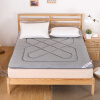 Yu Guang Home Textiles Double Extra Bold Bed Матрасы Матрасы Flannel Bed Pad Tatami Матрас серый 180 * 200 см