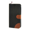 MOONCASE Alcatel One Touch POP C7 , Leather Flip Card Holder Pouch Stand Back ЧЕХОЛ ДЛЯ Alcatel One Touch POP C7 Black alcatel one touch pop 3 5025d silver