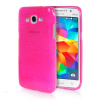 MOONCASE Soft Flexible Silicone Gel TPU Skin Shell Back ЧЕХОЛ ДЛЯ Samsung Galaxy Grand Prime G530H Hot pink mooncase s line soft flexible silicone gel tpu skin shell back чехол для htc one m9 blue