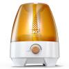 SKG увлажнитель тумана 3.5L емкость бесшумный кассетные Ароматы увлажняющие домашнего офиса SKG-1831 (прозрачный коричневый) skg skg 1836 увлажнитель воздуха 6 5l