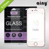 Ainy 0.33mm Защитное Стекло screen protector для iPhone 5SE аксессуар защитное стекло ainy 0 25mm для apple iphone 7