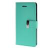 MOONCASE чехол для HTC One M9 Flip Leather Wallet Card Slot Bracket Back Cover Green mooncase чехол для htc one m8 flip leather wallet card slot bracket back cover hot pink
