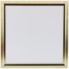 Фошань освещения (FSL) встроенный потолок алюминиевой плиты светодиодные панели огни кухонные и туалетные огни 300 * 300 белый 12W элегантный золото