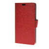 MOONCASE Leather Side Flip Wallet Card Holder Stand Shell Pouch ЧЕХОЛДЛЯ Samsung Galaxy Grand Max G720NO Red mooncase leather side flip wallet card slot pouch stand чехолдля samsung galaxy grand 3 grand max g7200 azure