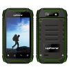 3,5-дюймовый uphone У5+ mtk6572,двухъядерный, Встроенный GPS ,датчик силы тяжести, беспроводной,WCDMA и GSM двойной SIM,дешево водонепроницаемый прочный телефон Android 5.0 МП телефон uphone hummer s922