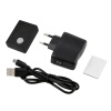 Ультракрасная GSM MMS и вызывной сигнализации диапазона Квада датчик с камерой Mic трекера