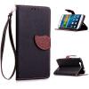 MOONCASE [оставляет магнитные кнопки] премиум - пу - кожа Flip бумажник, слот для карт памяти и вернуть дело для покрытия Huawei Ascend G7