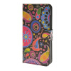 MOONCASE Flower style Leather Wallet Flip Card Slot Stand Pouch чехол для Huawei Ascend Y600 A08 стоимость