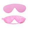 7шт розовый мех бондаж Фетиш SM комплект хлыст веревочки с завязанными глазами наручники кляп гей секс игрушки-470010 т shirley комплект розовый