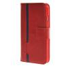 MOONCASE Senior Leather Flip Wallet Card Slot Bracket Back чехол для Cover Apple iPhone 6 Plus (5.5) красный icarer wallet genuine leather phone stand cover for iphone 6s plus 6 plus marsh camouflage