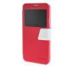 MOONCASE Galaxy Note 3 Neo N7505 ,Window Design Leather Side Flip ЧЕХОЛ ДЛЯ Samsung Galaxy Note 3 Neo N7505 Hot pink White аккумулятор partner для samsung galaxy note 3 neo 3000mah eb bn750bbc пр037927