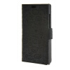 MOONCASE Lovely pattern Leather Card Wallet Slot Bracket Back чехол для BlackBerry Leap Black blackberry leap