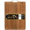 Dub обилие твердой древесины разделочная доска разделочная доска разделочная доска измельчения древесины крылья JP4030 (40 * 30 * 2 см) доска разделочная пластмассовая 35х28х1 см 12 1252738