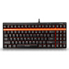 все цены на Rapoo v500 Механическая игровая клавиатура онлайн