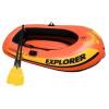 INTEX Надувная лодка для подводной лодки intex надувная лодка explorer pro 300 intex