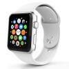 современный красивый модный ремешок для часов Apple Watch Band 38mm разные цветы coteetci w6 luxury stainless steel magnetic watchband for apple watch series 1 series 2 38mm gold