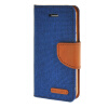 MOONCASE iPhone 5 / 5S , Leather Flip Wallet Card Holder Pouch Stand Back ЧЕХОЛ ДЛЯ Apple iPhone 5/ 5S Dark blue чехол для iphone 5 5s wb