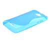 MOONCASE S-Line Soft Flexible Silicone Gel TPU Skin Shell Back чехол для HTC Desire 516 D516W Blue mooncase s line soft flexible silicone gel tpu skin shell back чехол для htc desire 516 d516w hot pink
