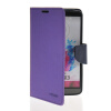 MOONCASE Classic cross pattern Leather Side Flip Wallet Card Pouch Stand Soft Shell Back чехол для LG G3 Purple mooncase classic cross pattern leather side flip wallet card pouch stand soft shell back чехол для lg g2 mini hot pink