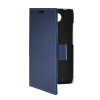 MOONCASE Slim Leather Side Flip Wallet Card Slot Pouch Stand Shell Back ЧЕХОЛ ДЛЯ Motorola Moto Droid Turbo XT1254 Blue mooncase slim leather side flip wallet card slot pouch stand shell back чехол для motorola moto droid turbo xt1254 beige