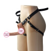 Медицинская TPR Ремешок на фаллоимитатор с эластичными ремнями переносной дилдо секс игрушка для женщин ABS Регулируемые Ремни дилдо секс товары Плоти секс куклы материал abs пластик