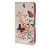 MOONCASE Бабочка стиль Кожа боковой паз флип Бумажник карты Стенд Чехол чехол для Microsoft Lumia 640 XL / A01