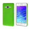MOONCASE Жесткий Прорезиненные Резина Оболочка Вернуться Защитная крышка чехол для Samsung Galaxy Z1 Z130H Грин