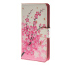 MOONCASE Plum flower style Leather Side Flip Wallet Card Slot Stand Pouch чехол для Huawei Ascend Y635 a06 mooncase flower style leather side flip wallet card slot stand pouch чехол для huawei ascend y635 a01