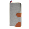 MOONCASE ЧЕХОЛ ДЛЯ Samsung Galaxy Note 5 Leather Flip Wallet Card Holder with Kickstand Back Cover Grey mooncase чехол для samsung galaxy note 5 leather flip wallet style and kickstand case cover [cute pattern] design a09