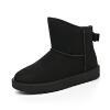 М. общие 2016 зимние женские сапоги мода снега ботинки твердые круглого toe горячей Scarpe Донна в sapato Masculino Feminino в sapato