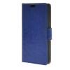 MOONCASE Гладкая кожа PU Бумажник Флип карты отойти Кожаный чехол для LG Leon 4G LTE C40 H340n синий mooncase гладкая кожа pu кожаный чехол бумажник флип карты отойти чехол для lg aka синий