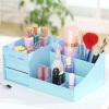 Космическая мастерская ящика Пластиковая косметическая коробка для хранения Ящик для хранения ювелирных изделий Creative Desktop Storage Box Box Box Blue коробка для хранения конструктора magformers 60100 box