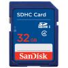 Карта памяти SanDisk (SanDisk) 32GB SDHC Class4 SD карты yinglite 22 слота чехол для карты памяти sd card memory карты памяти чехол держатель карты sd случай