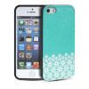 MOONCASE Акварель Искусство Мягкие гибкие силиконовый гель ТПУ Оболочка задняя крышка чехол для Apple IPhone 5 / 5S