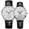 Чайка (SeaGull) серия персонализированных часов тонкая маленькая секундная стрелка намотки механические часы женские пары исповедь