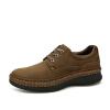 Мужская обувь Camel мужская обувь ручной работы повседневная обувь мужская толстая нижняя износостойкая обувь круглая обувь кружевная обувь W532183050 хаки 42/260 ярдов мужская обувь
