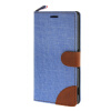 MOONCASE Xperia M4 , Leather Wallet Flip Card Holder Pouch Stand Back ЧЕХОЛ ДЛЯ Sony Xperia M4 Blue mooncase чехол для sony xperia m4 aqua wallet card slot with kickstand flip leather back hot pink