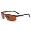 feidu новый сплав поляризованные очки мужчин спорта вождения день и ночь видение объектив солнцезащитные очки очки стекла, зеркала