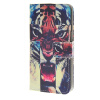 MOONCASE чехол для iPhone 6 (4.7) Pattern series Leather Flip Wallet Card Slot Stand Back Cover for iphone 6s 6 4 7 inch leopard pattern wallet leather cover with stand beige
